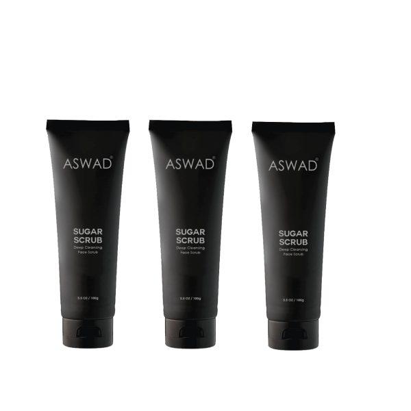 aswad sugar scrub 3x